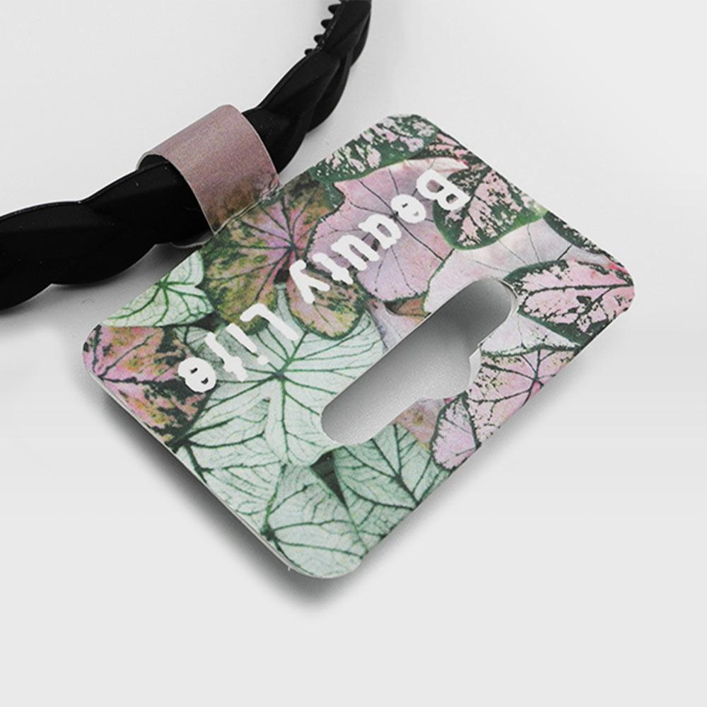 Hairband Card