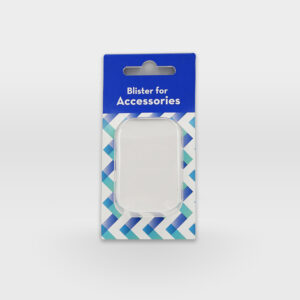 Hair Accessories Blister Card