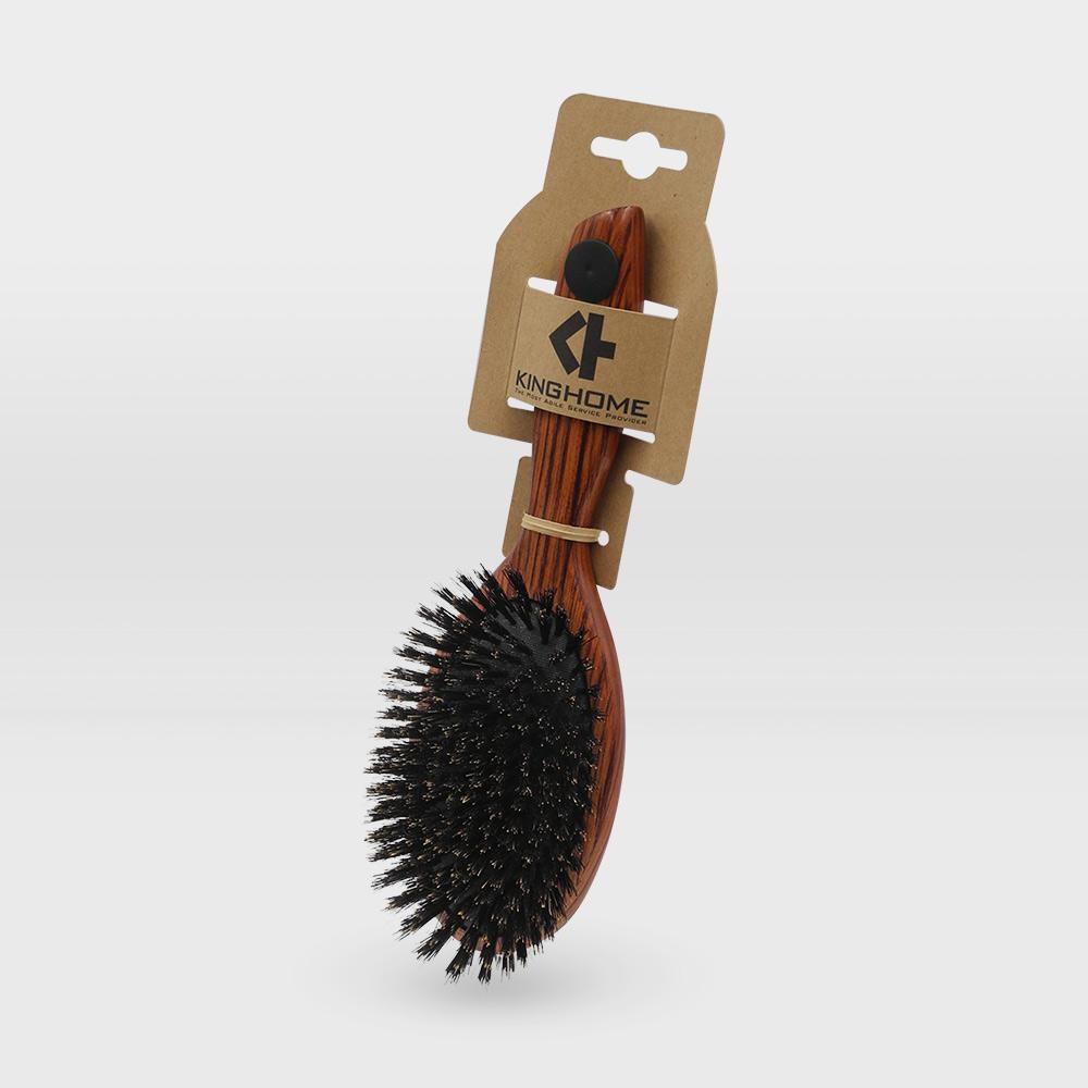 Paddle Brush Card