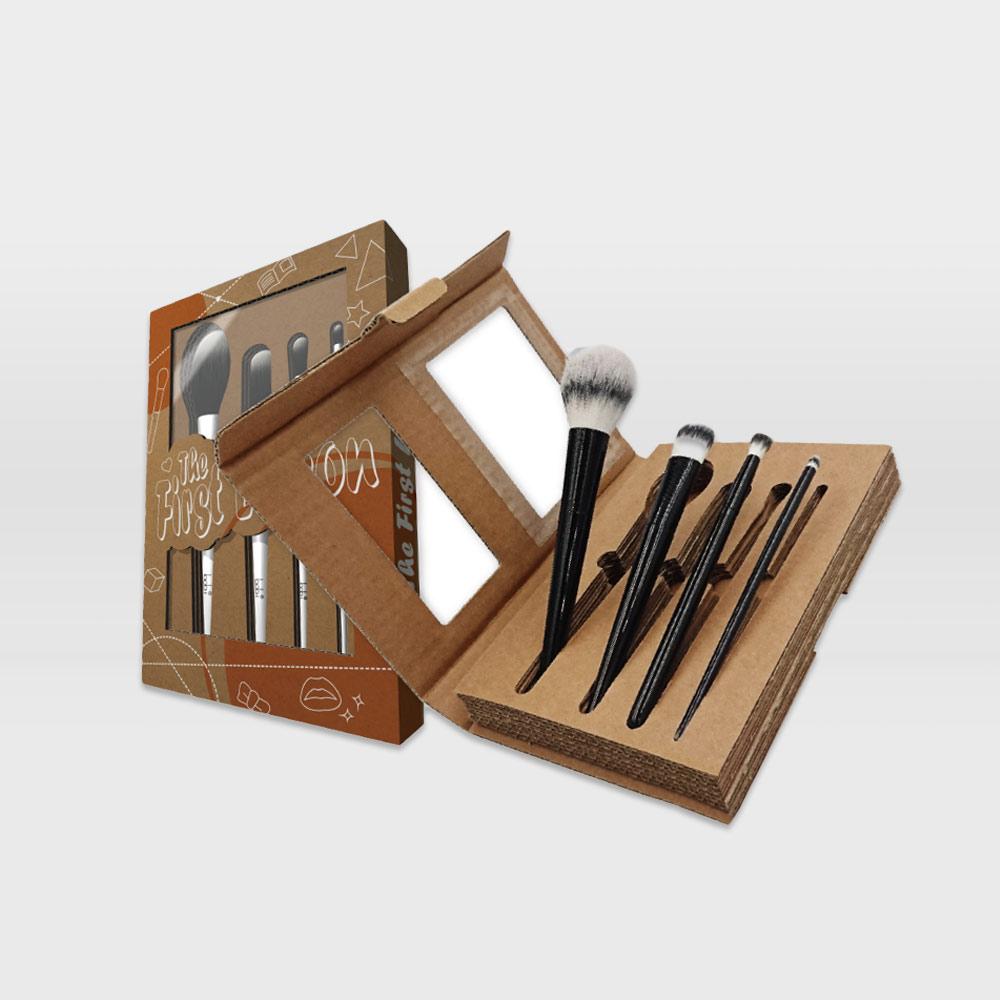 Makeup Brush Set box