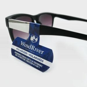 Sunglasses Temple Tag