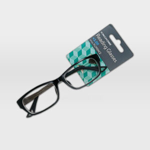 Reading Glasses Hang Tag