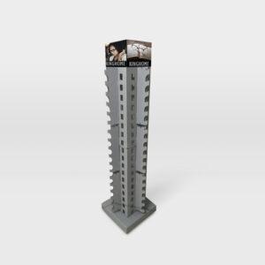 4-Side Floor Display for Glasses – 03