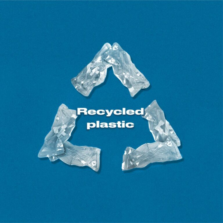 Sustainability-Recycled Plastic