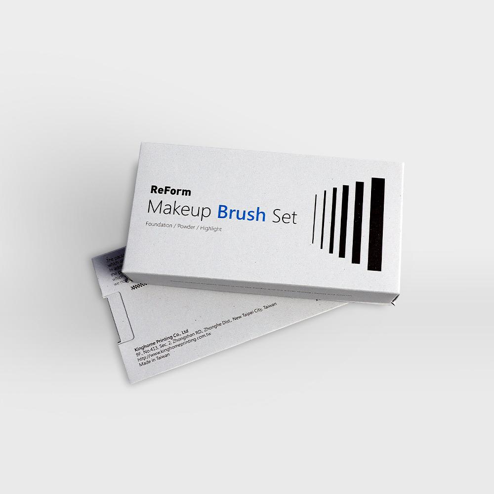 Makeup Brush Packaging – ReForm