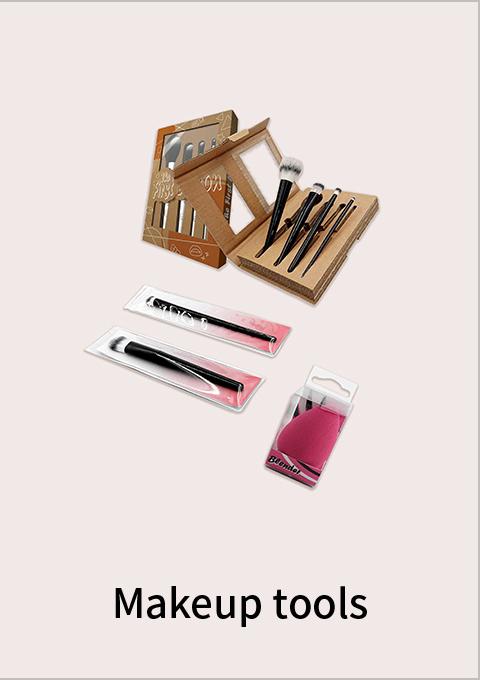 Packaging-beauty-makeup tools