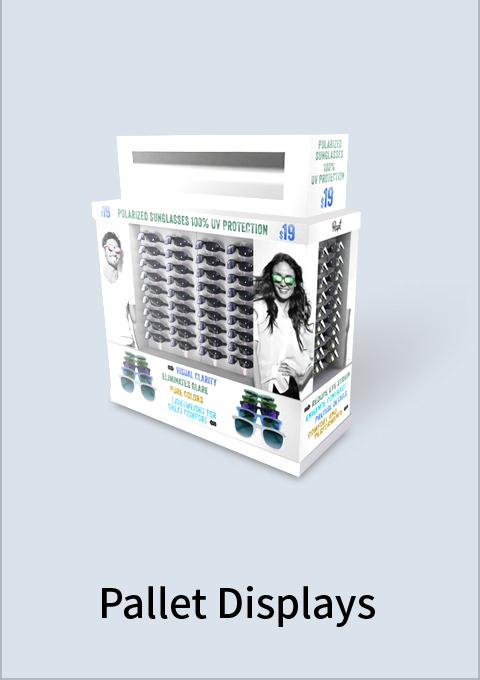 packaging-eyewear-pallet display