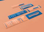 Hair Brush Packaging – Le Léger Comb Set