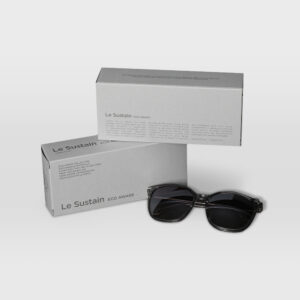 Recycled Paper Sunglasses Box