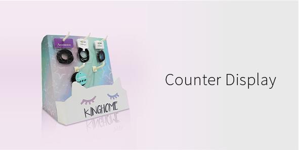 Display Landing page-Counter Display-mobile