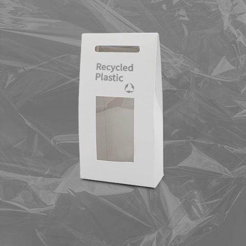 Eco-recycled plastic